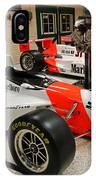 Penske Racing Indy 500 Hall Of Fame Museum IPhone Case