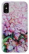 Peony Pink Parfait  IPhone Case