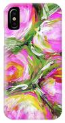 Peony Punch IPhone Case