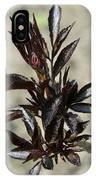 Peony Sprouts IPhone Case