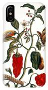 Pepper Plant IPhone Case
