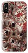 Peppermint Swirl IPhone Case