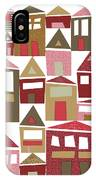 Peppermint Village IPhone Case
