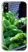 Peppers Roasting. IPhone Case