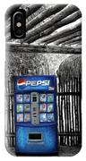 Pepsi Generation Palm Springs IPhone Case