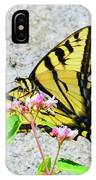 Perched Papilio IPhone Case