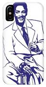 Percy Mayfield IPhone Case