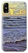 Perfect Beach Evening No.3 IPhone Case