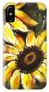 Perfect Beauty Sunflower IPhone Case