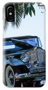Perfect Packard IPhone Case