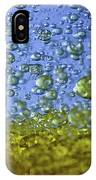 Abstract Olive Oil IPhone Case