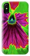 Perfectly Pansy 04 - Photopower IPhone Case