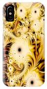 Perferated Fractal IPhone Case