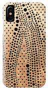 Perforated Metal Sheet IPhone Case