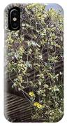 Pergola And Vines IPhone Case
