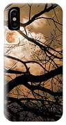 Perigee Moon In The Trees IPhone X / XS Case
