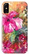 Perky Pink IPhone Case