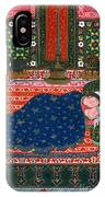 Persia: Lovers, 1527-28 IPhone Case