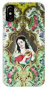 Persian Lady IPhone Case