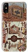 Persian Miniature, 1567 IPhone Case