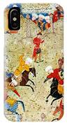 Persian Polo Game IPhone Case