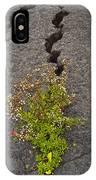 Persistent Flora IPhone Case