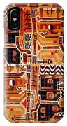 Peru: Tunic Fragment IPhone Case