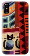 Peruvian Tapestries  IPhone Case