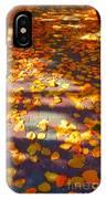 Petals Of Faith IPhone Case