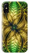 Petals Of Life IPhone Case