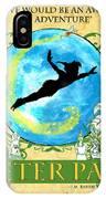 Peter Pan Tribute IPhone Case