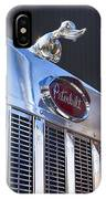 Peterbilt Angry Duck IPhone Case