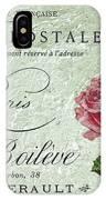 Petit Rose Confection IPhone Case