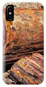 Petrified Log IPhone Case
