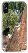 Petrified Raven At Grand Canyon IPhone Case