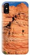 Petrified Sand Dunes IPhone Case