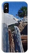 Petrified Wood IPhone Case