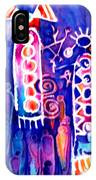Petroglyph Two IPhone Case