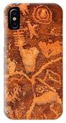 Petroglyphs IPhone Case