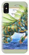 Phantasmal Mount IPhone Case