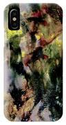 Pharrell Williams Paint Splats IPhone Case