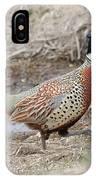 Pheasant IPhone Case