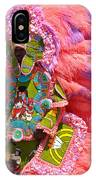 Phenomenal In Pink IPhone Case