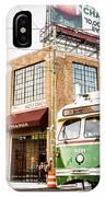 Philadelphia Trolley IPhone Case
