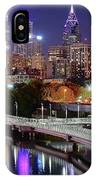 Philly In Panoramic View IPhone Case