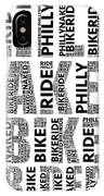 Philly Naked Bike Rider IPhone Case
