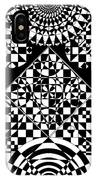 Philosophers Kaleidoscope IPhone Case