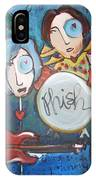 Phish At Big Cypress IPhone Case