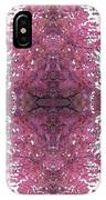 Photo 0800 Fractal D2 Mid Autumn Tree Leaves IPhone Case
