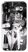 Photograph Of Marilyn IPhone Case
